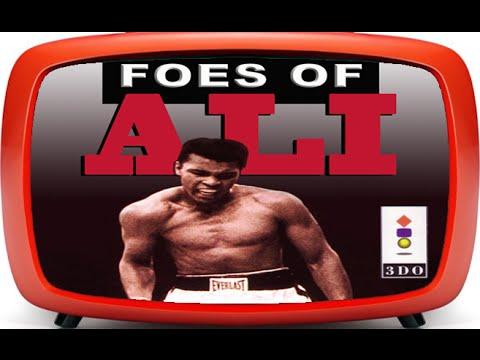 Foes of Ali (Враги Али) - Краткий смотр игры (3DO | 1995)