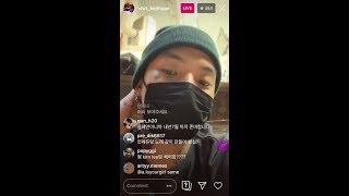 Keith Ape Instagram live, 22nd June 2019 | 키스 에이프