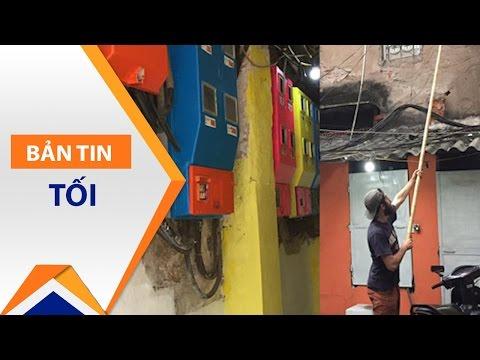 Chàng trai Mỹ nhuộm màu cho phố cổ Hà Nội | VTC - Thời lượng: 3 phút, 35 giây.