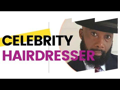 NOW Chat Show Talk - Celebrity Hairdresser Derek (DeCutter) Clement
