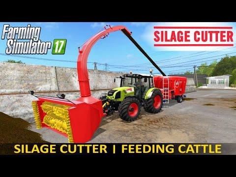 Silage cutter v1.0