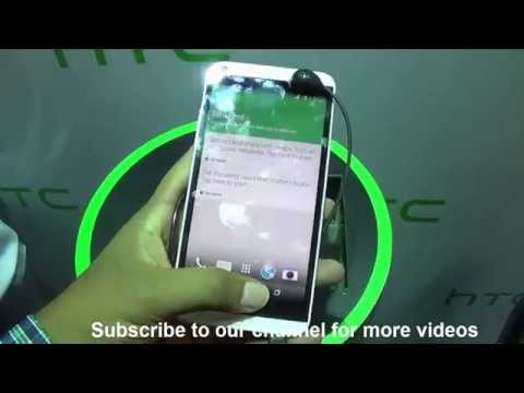 HTC Desire 816G Dual SIM hands on [Quick Review]