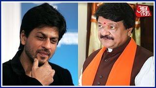 Mumbai Metro: When BJP's Kailash Vijayvargiya Compared Shah Rukh Khan With Dawood Ibrahim