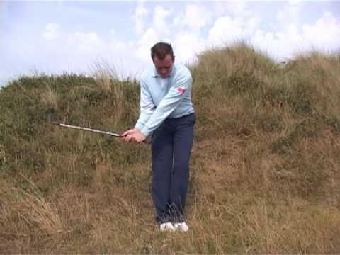 Golf Lessons – Short Game – Control Shot from the rough
