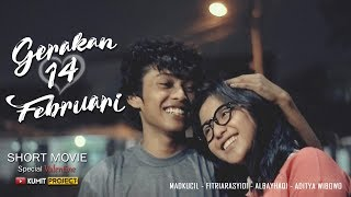 Video Film pendek - Madkucil & Fitriarasyidi - Gerakan 14 Februari MP3, 3GP, MP4, WEBM, AVI, FLV Juli 2018