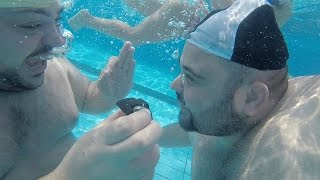 Giornata in Piscina con WhisperChallenge Vs J0k3R.