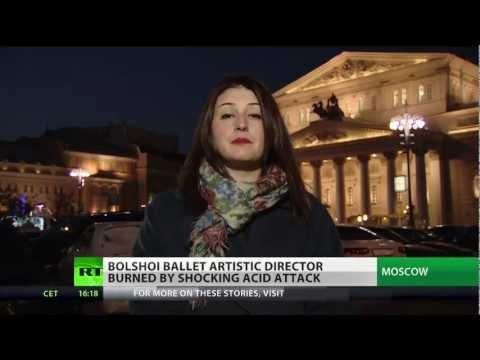 Bolshoi Theater artistic director maimed in shocking acid attack
