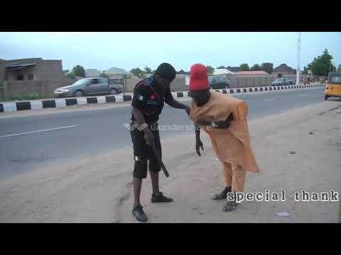 Kanuri yarwa - modu Moru police - video by babagana