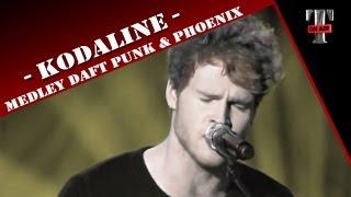 Kodaline - Medley Digital Love (Daft Punk) / 1901 (Phoenix) (Live @ Taratata - Mai 2013)