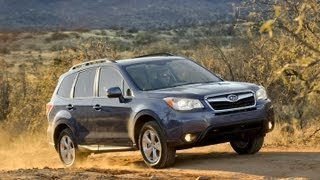 2014 Subaru Forester - DriveTime Review With Steve Hammes
