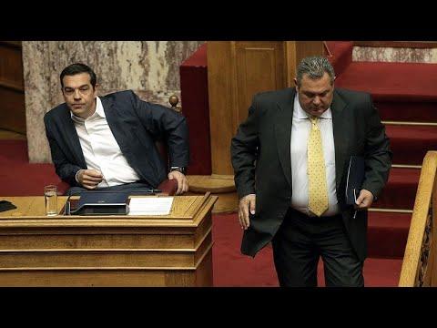 Κυρώθηκε από την Ελληνική Βουλή η είσοδος της Β. Μακεδονίας στο ΝΑΤΟ…