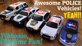Nonton Awesome Children's Toys: Battery Operated POLICE Toy Cars and RC Playtime w/ Hulyan & Maya Film Subtitle Indonesia Streaming Movie Download