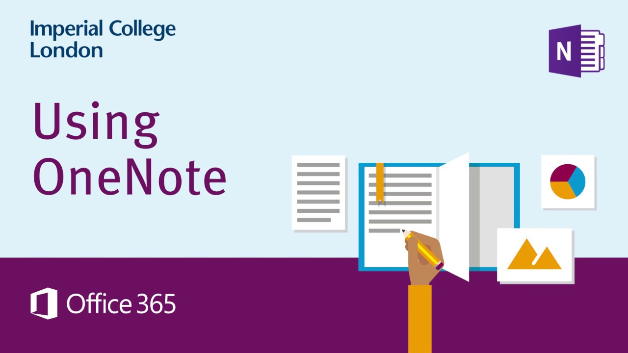 Keep all your notes in one place using OneNote. Watch this step by step guide to find out how