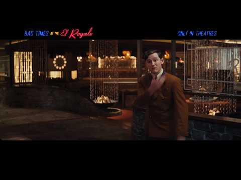 Bad Times At The El Royale - Character Checks In Miles Clip