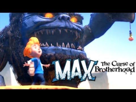 Max: The Curse of Brotherhood - Xbox 360 Gameplay 720P