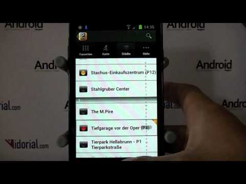 Video of ADAC ParkInfo