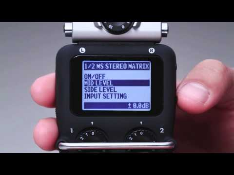 Video - Zoom H5 Handy Recorder | H5N
