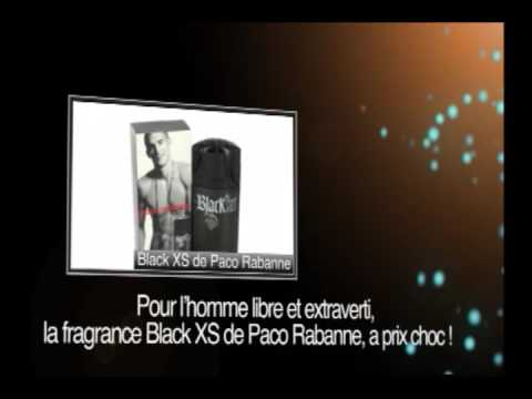 Parfum Black Xs - Paco Rabanne