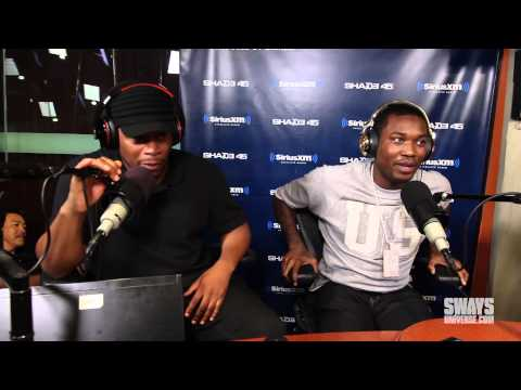 Video: Meek Mill – Sway In The Morning Freestyle