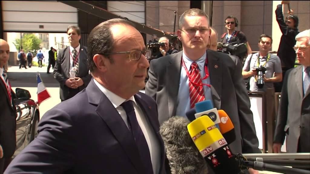 Έκκληση Ολάντ για επιτάχυνση και ολοκλήρωση των διαπραγματεύσεων
