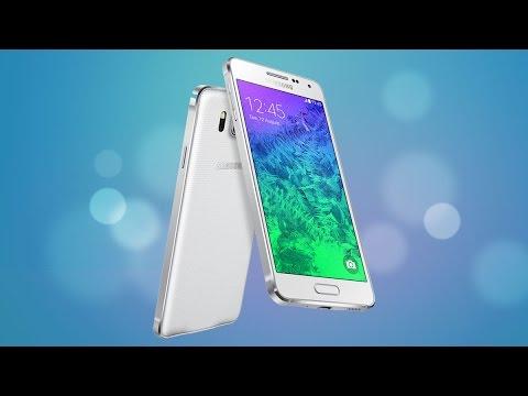Yeni Samsung Galaxy Alpha Tanıtım Videosu