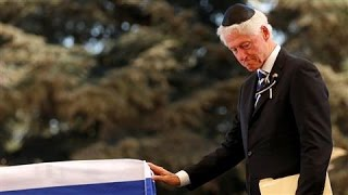 World Leaders Attend Funeral for Shimon Peres