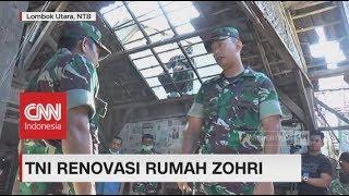 Video Gerak Cepat! TNI Renovasi Rumah Lalu Zohri MP3, 3GP, MP4, WEBM, AVI, FLV April 2019