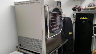 Easy Freeze Dryer Setup & Running, Harvest Right