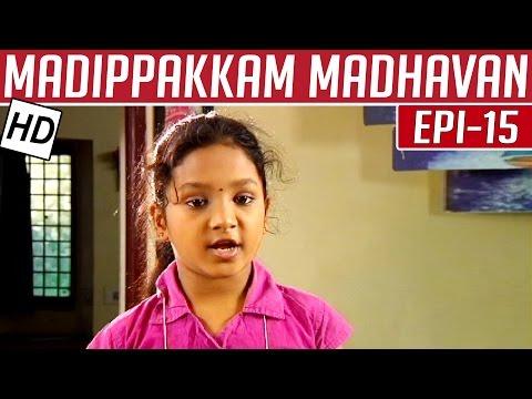 Pandu-is-being-blackmailed-Madippakkam-Madhavan-Epi-15-13-11-2013