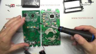 Vichy VC97 vs Victor VC97 Multimeter review
