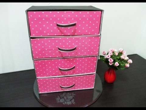 Video DIY : #102 Organizer From RECYCLED Shoe Boxes ♥ download in MP3, 3GP, MP4, WEBM, AVI, FLV January 2017