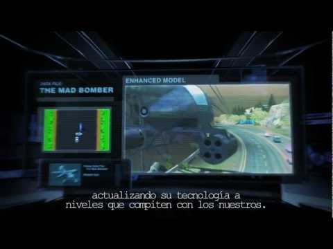 Spy Hunter - Tráiler Enemigos