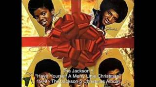 Have Yourself A Merry Little Christmas Jackson 5