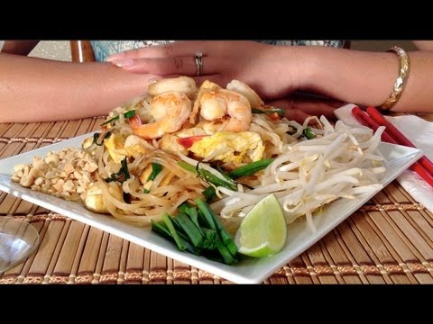 Pad Thai-How To Make Pad Thai-Recipe-Thai Food Recipes