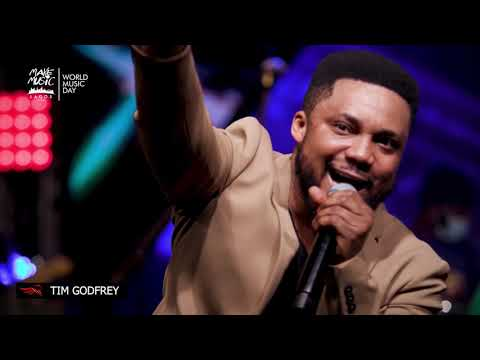 A MUST WATCH ELECTRIFYING PERFORMANCE BY DR. TIM GODFREY AT MML...