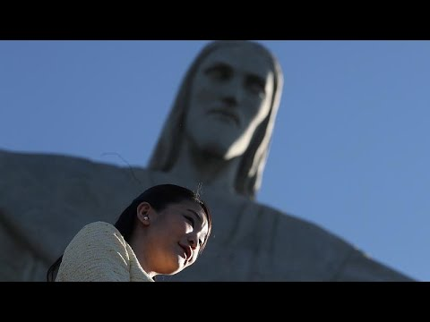 Brasilien: Japans Prinzessin Mako zu Besuch