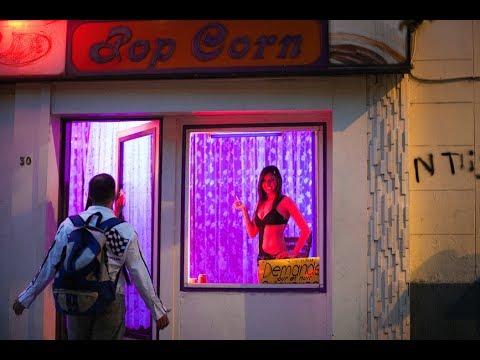 Кокаин в Барселоне. Абсент и Джаз. Интервью с Жрицами Любви