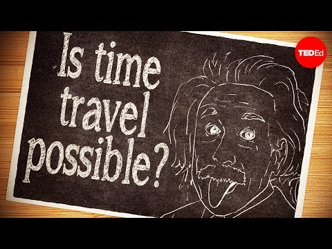 ED - View full lesson: http://ed.ted.com/lessons/time-travel-and-einstein-s-special-relativity-colin-stuart Time travel is a staple of science fiction stories, bu...