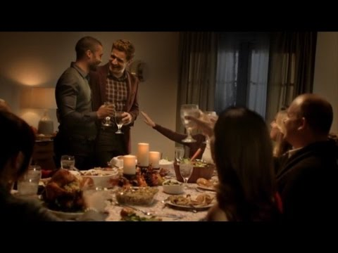 New Holiday Commercial Promotes Diversity By Featuring Same-Sex Couple