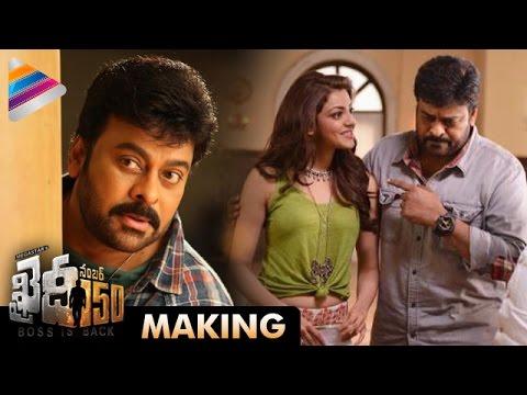 Khaidi No 150 Movie Making