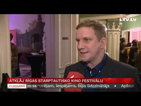 """""""Tēvs Nakts"""" atklāj Rīgas Starptautisko kino festivālu"""