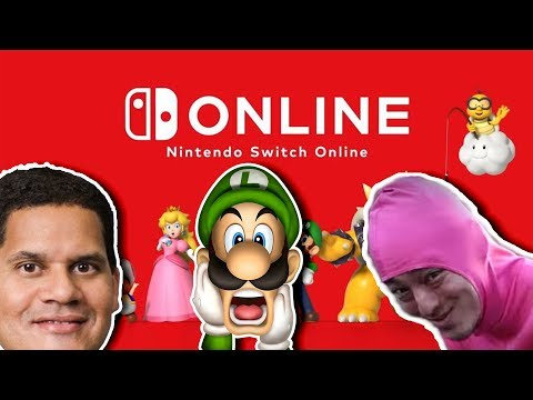 Nintendo Switch Online - HONEST Overview Trailer - Nintendo Switch (видео)