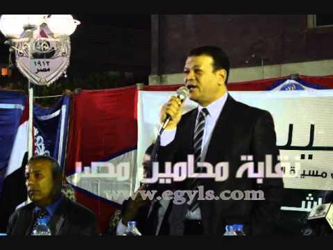 عبدالحليم: يقدم احتفالية المحامين بالعام الهجري الجديد