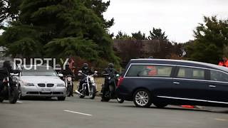 Video New Zealand: Eight more Christchurch shooting victims laid to rest MP3, 3GP, MP4, WEBM, AVI, FLV April 2019
