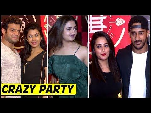 Karan Patel, Ankita Bhargava, Anita Hassnandani, R