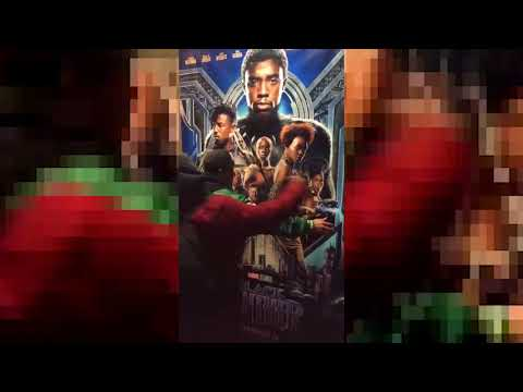 Fans react to Black Panther poster