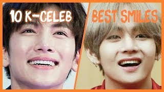 Video K-CELEBRITIES WITH THE MOST BEAUTIFUL SMILES MP3, 3GP, MP4, WEBM, AVI, FLV April 2018
