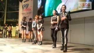 SOS (Sensation Of Stage) - Independent Girl Live at Gandaria City 130505