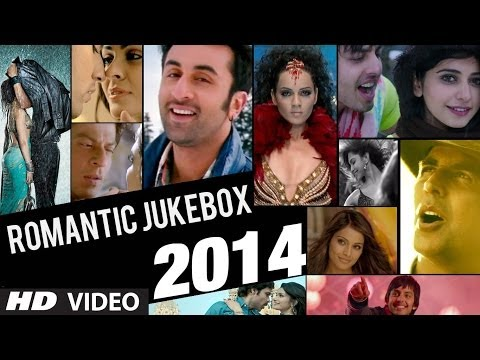 """Most Romantic Songs"" Of Bollywood 2014 (Hindi) Valentine Jukebox 