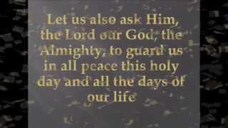 Video Thanksgiving prayer with lyrics MP3, 3GP, MP4, WEBM, AVI, FLV Juli 2018